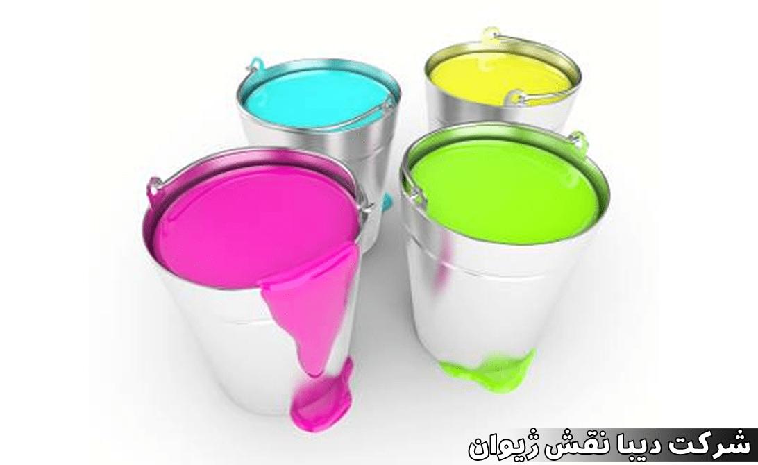 رنگ فوری چیست و انواع آن کدامند؟
